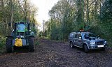 Photo of Site Clearance (for Scottish & Southern Electric) - New Forest, Hampshire (Results)